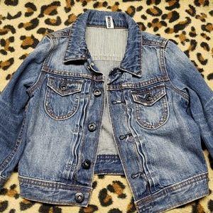 Kids 2T Denim GAP kids Jacket